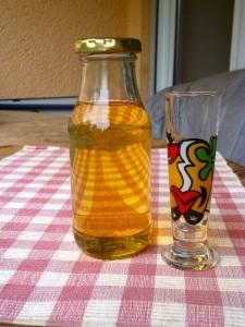 Chili-Rum-Punsch