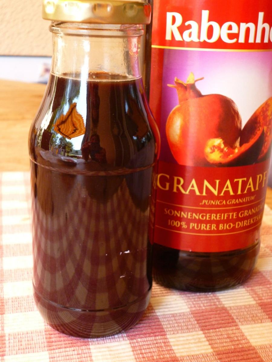 Granatapfelsirup