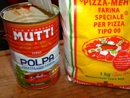italienische Tomaten