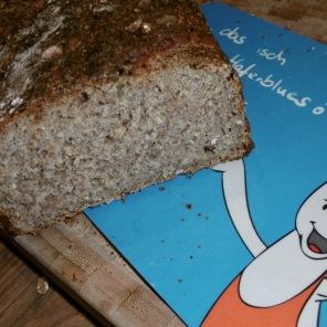 Toastbrot-der Anschnitt