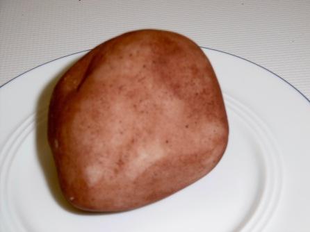 Prager Kartoffel- aus Marzipan