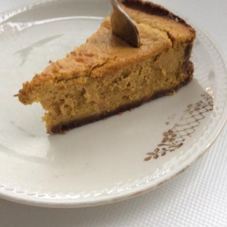 pumpkin-cheesecake
