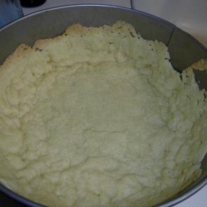 Birnenkuchen-Boden