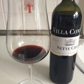 Man nehme eine Flasche Wein...