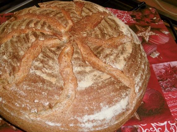 Weihnachts-Brot