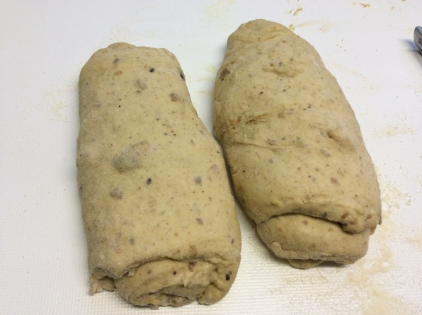 Knödel vor dem Kochen