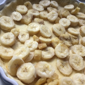 Bananenschicht