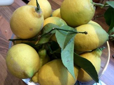 Zitronen-Sizilien