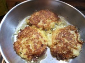 Kartoffe-Quark-Puffer