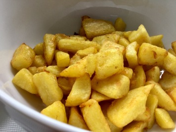 Fritierte-Kartoffeln