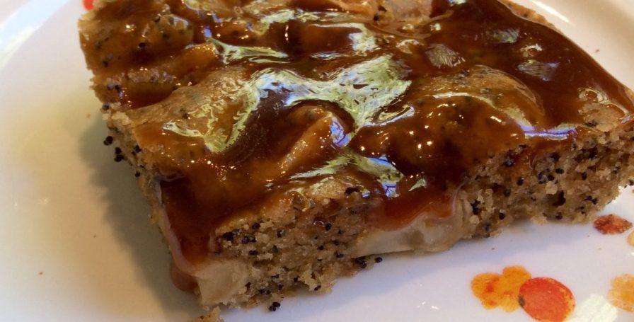 Apple-Caramell-Cake