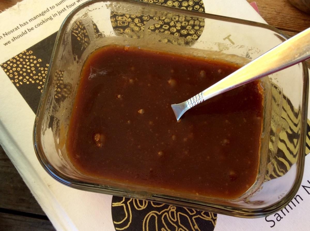 Salted Caramel Sauce oder Versuchung pur