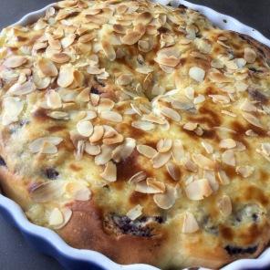 Blaubeer-Kuchen