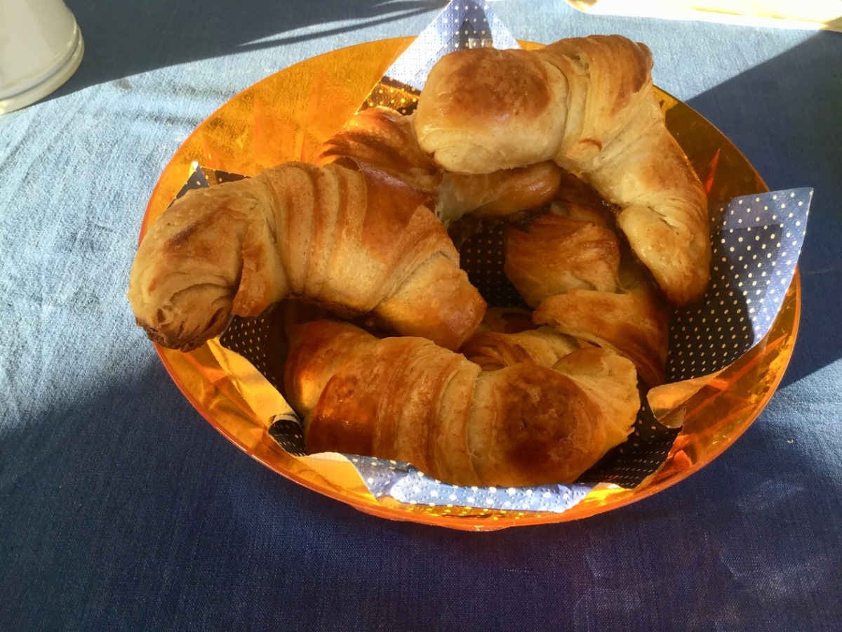 No-Knead-Croissants, frei nach Chad Robertson