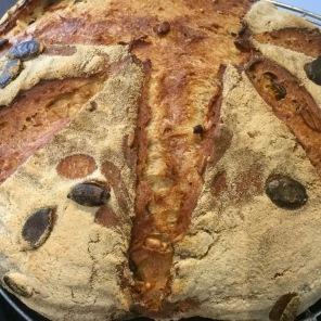 Kürbis-Kaffee-Brot