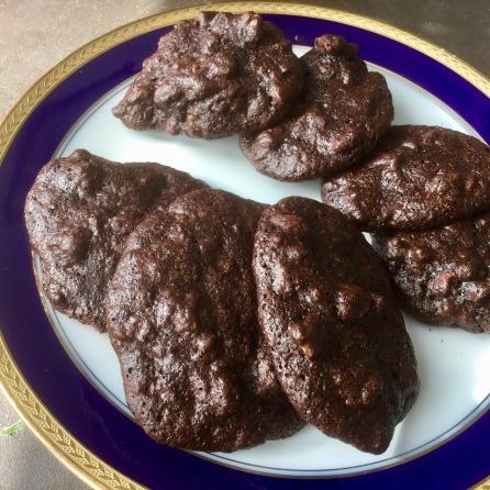 Schoko-Walnuss-Kekse