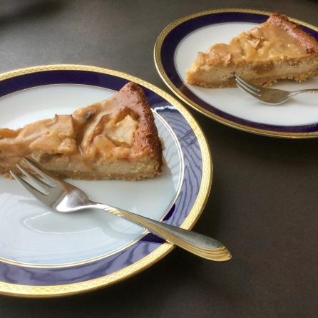 Ricotta-Apfel-Kuchen